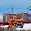 Окна VEKA – в Антарктиде