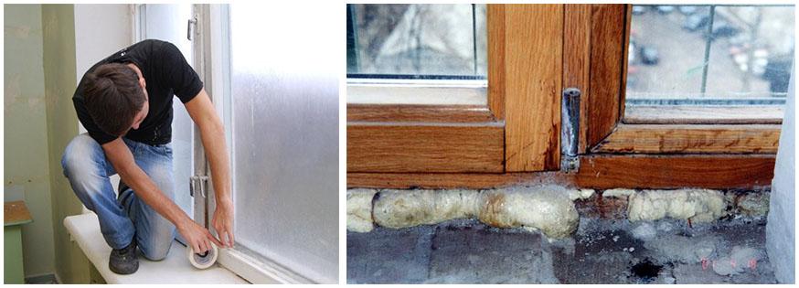 Как сохранить и уберечь окна зимой